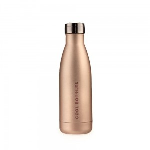 Cool Bottles Butelka termiczna 350 ml Metallic Gold
